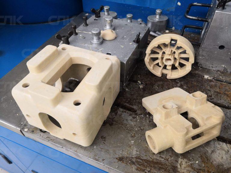 Оборудование для изготовления керамических форм