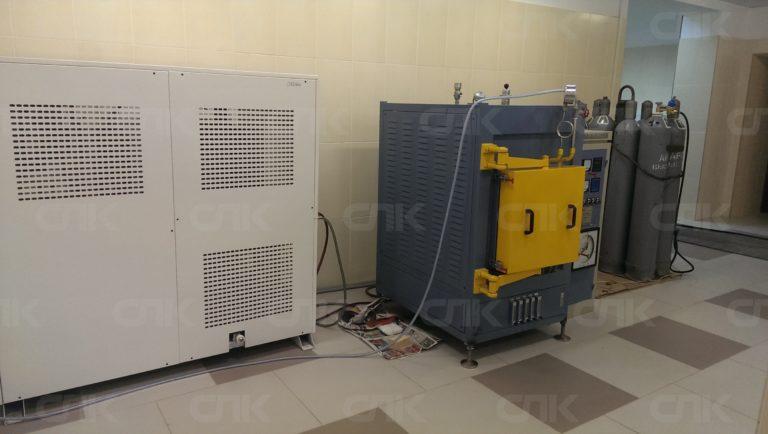 Термические камерные печи с защитной атмосферой газа (ПКТА)