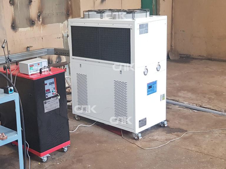 Промышленные чиллеры для охлаждения с доставкой по РФ и СНГ