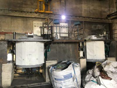 Печь GW 0,25-250-1 и станция охлаждения в г. Липецк