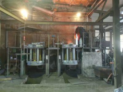 Поставка и запуск плавильного комплекса GWJ 500-350-1 в г. Череповец