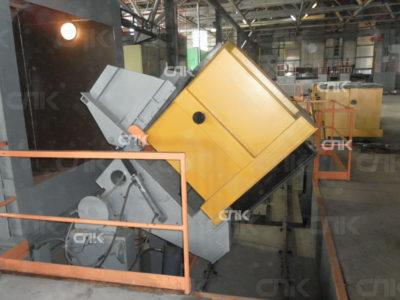 Оборудование для участка ЛГМ в городе Кумертау