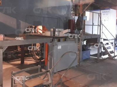 Индукционная Плавильная печь GWJ 0,45-350-1 в Башкирии
