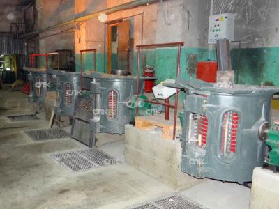 Поставка печи GW 0.25-250-1 и станции охлаждения FL 350