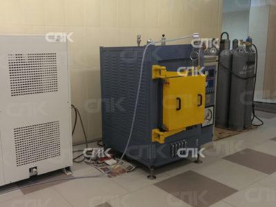 Термическая печь с защитной атмосферой в г. Москва