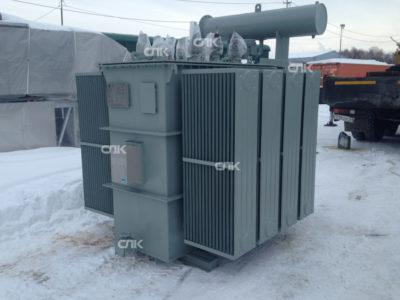Поставка трансформатора в Свердловскую область 3000 кВА