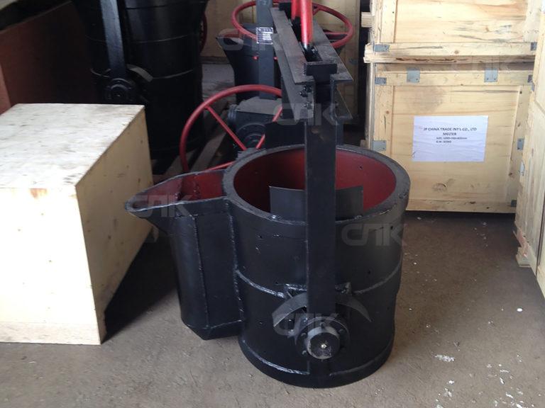 Литейные чайниковые ковши по низким ценам с доставкой по СНГ