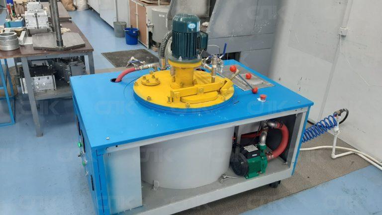Машина низкотемпературной инъекции воска