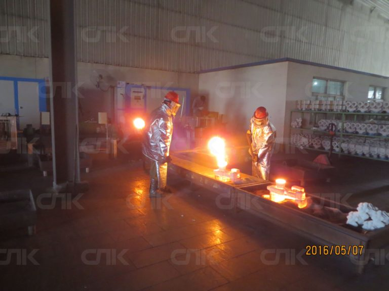 Оборудование для литья по выплавляемым моделям