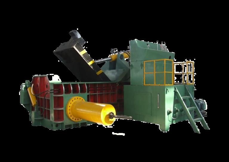 Пакетировочные прессы для металлолома с доставкой и вводом в эксплуатацию по России, Казахстану и странам СНГ