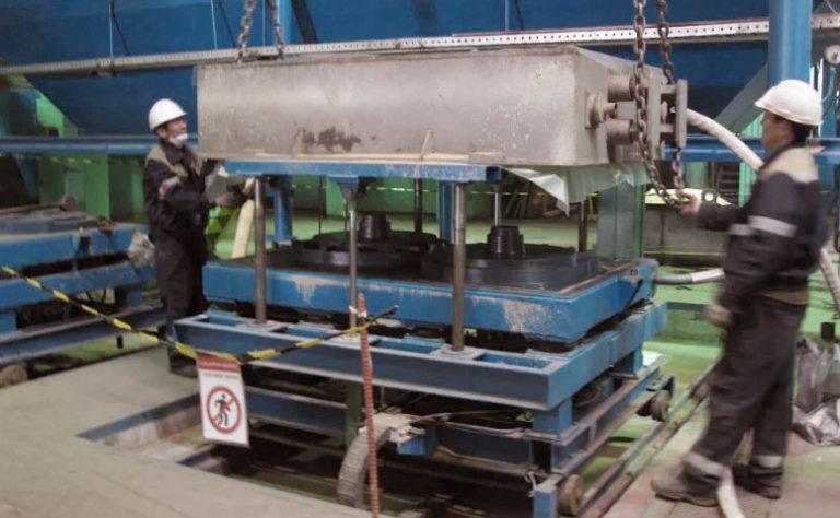 Оборудование для вакуум-пленочной формовки
